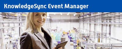 KnowledgeSync Event Manager